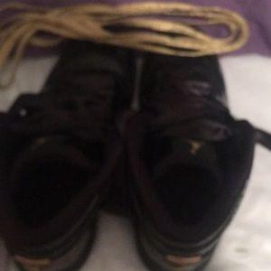 Jordan Shoes - 2003 gold and black AIR JORDAN